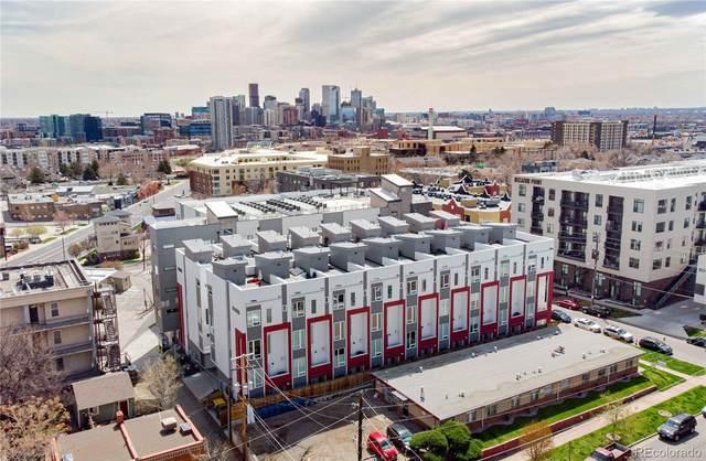 2733 W 28th Avenue #6, Denver, CO 80211 (MLS #7798393) :: 8z Real Estate