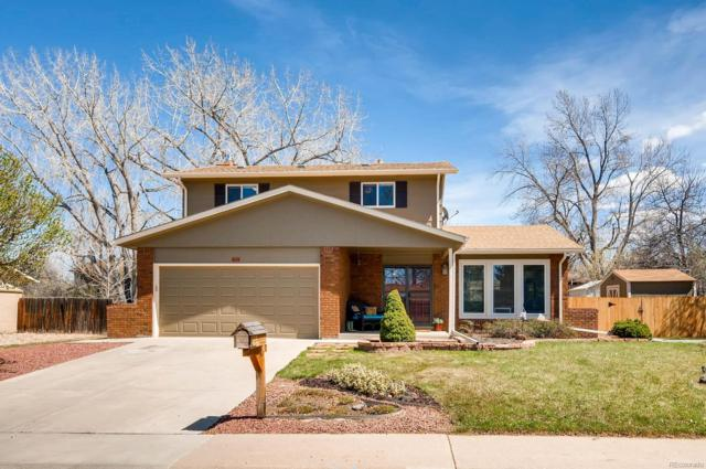 7350 S Marion Street, Centennial, CO 80122 (#7798404) :: The Peak Properties Group