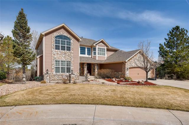 1525 Meyerwood Lane, Highlands Ranch, CO 80129 (#7798484) :: The Peak Properties Group