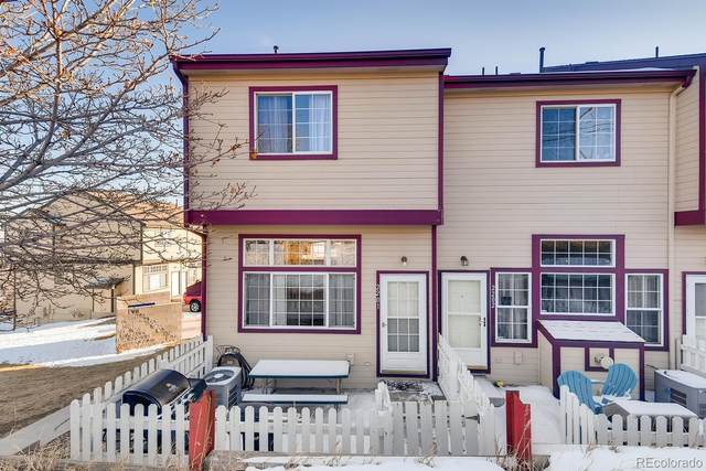 8199 Welby Road #2201, Denver, CO 80229 (#7798857) :: The Heyl Group at Keller Williams