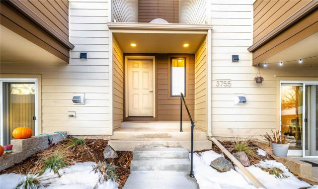 3755 Birchwood Drive #47, Boulder, CO 80304 (#7798957) :: The Galo Garrido Group