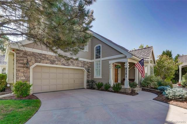 8281 S Peninsula Drive, Littleton, CO 80120 (#7799286) :: The DeGrood Team