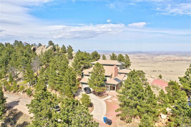 9192 Eastridge Road, Golden, CO 80403 (#7799310) :: Bring Home Denver with Keller Williams Downtown Realty LLC