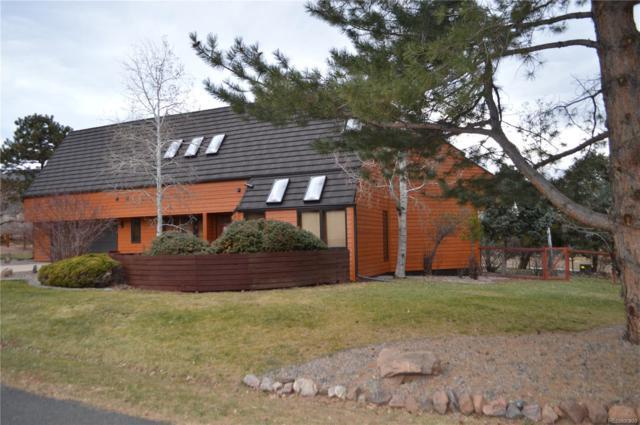 15985 Ridge Tee Drive, Morrison, CO 80465 (#7799641) :: Sellstate Realty Pros