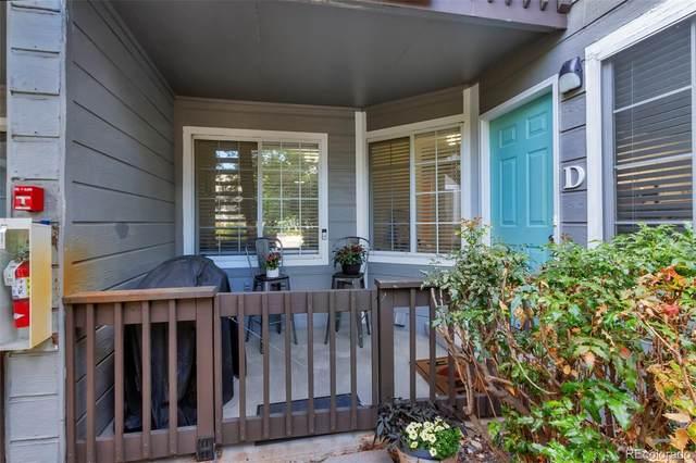 12483 Tennessee Circle E D, Aurora, CO 80012 (#7800139) :: Kimberly Austin Properties