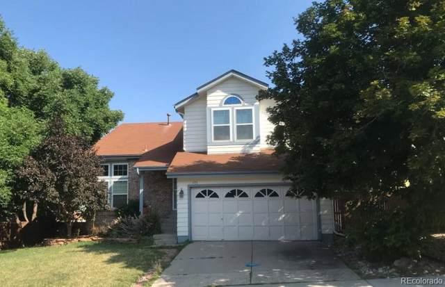 971 Thames Street, Highlands Ranch, CO 80126 (#7800258) :: The HomeSmiths Team - Keller Williams