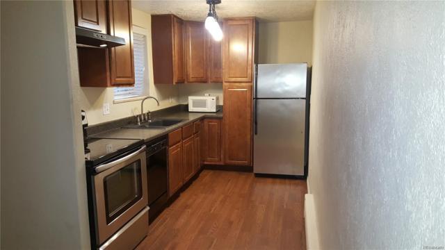 1243 N Washington Street #107, Denver, CO 80203 (MLS #7800807) :: 8z Real Estate