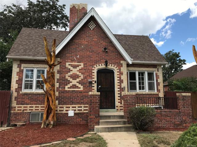 2845 Eudora Street, Denver, CO 80207 (#7801187) :: Wisdom Real Estate
