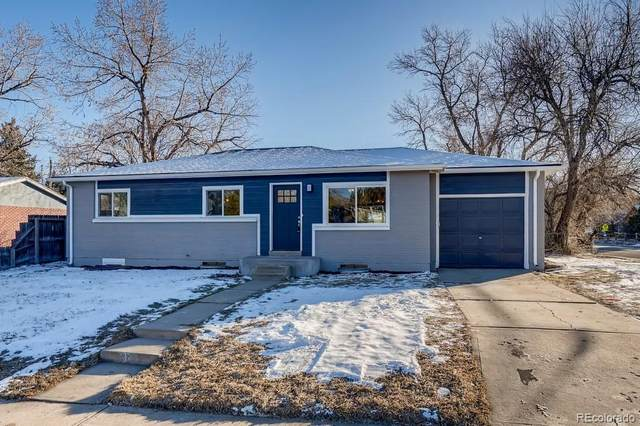 10792 W 67th Place, Arvada, CO 80004 (#7801441) :: The HomeSmiths Team - Keller Williams