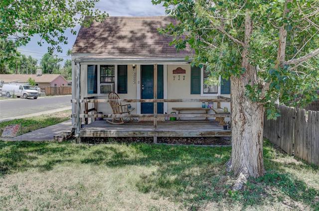 2695 W College Avenue, Denver, CO 80219 (#7801570) :: Wisdom Real Estate