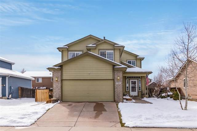 791 Pitkin Way, Castle Rock, CO 80104 (#7801894) :: Compass Colorado Realty