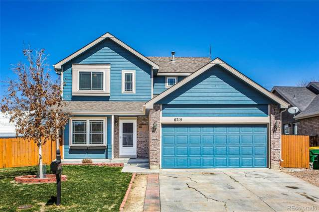 6715 E 123rd Avenue, Brighton, CO 80602 (#7802365) :: The Dixon Group