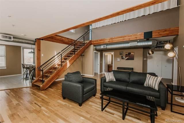 4383 Tennyson Street 3-G, Denver, CO 80212 (#7802489) :: Re/Max Structure