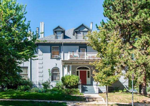 1373 N Franklin Street #5, Denver, CO 80218 (#7802844) :: Bring Home Denver