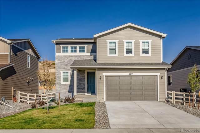 3617 Arlen Way, Castle Rock, CO 80104 (MLS #7803568) :: Keller Williams Realty