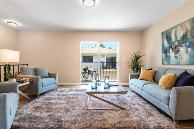 9195 E Lehigh Avenue #136, Denver, CO 80237 (#7803746) :: RazrGroup