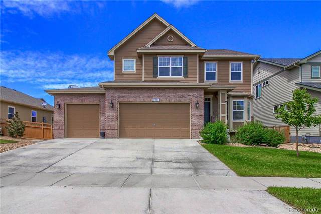 5049 Thistle Drive, Brighton, CO 80601 (#7804425) :: The DeGrood Team