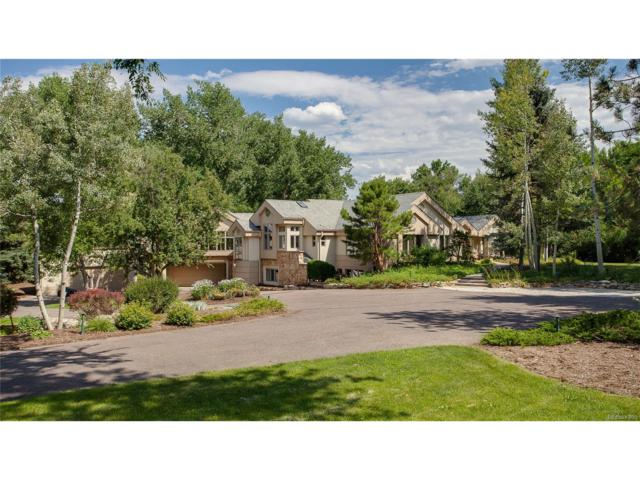 4350 S Franklin Street, Cherry Hills Village, CO 80113 (#7804455) :: The City and Mountains Group