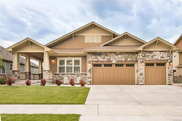17082 W 85th Place, Arvada, CO 80007 (#7804853) :: Mile High Luxury Real Estate
