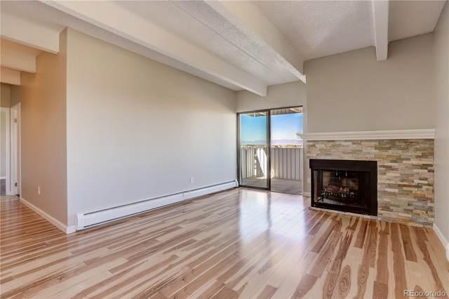 10650 E Tennessee Avenue #501, Aurora, CO 80012 (#7805086) :: Symbio Denver