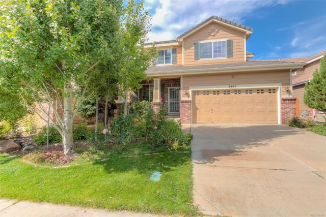 7465 S Norfolk Street, Aurora, CO 80016 (#7805200) :: Bring Home Denver