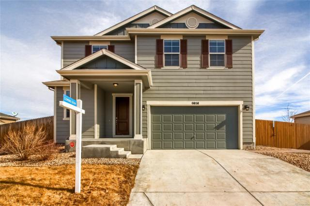 9858 Olathe Street, Commerce City, CO 80022 (#7805356) :: The Griffith Home Team