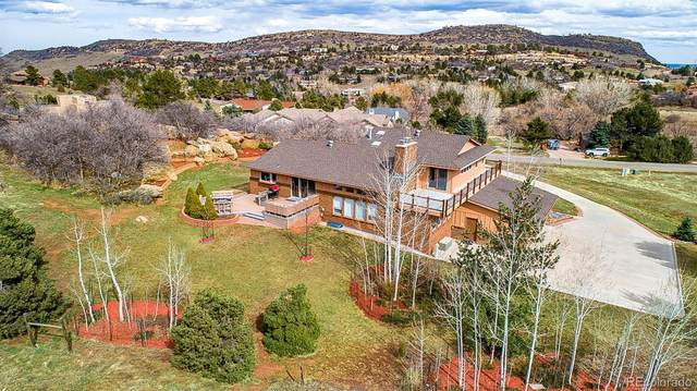 6500 Crestbrook Drive, Morrison, CO 80465 (#7805676) :: Berkshire Hathaway Elevated Living Real Estate