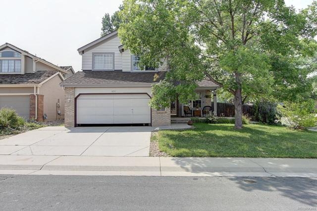 8257 S Reed Way, Littleton, CO 80128 (#7805679) :: The HomeSmiths Team - Keller Williams