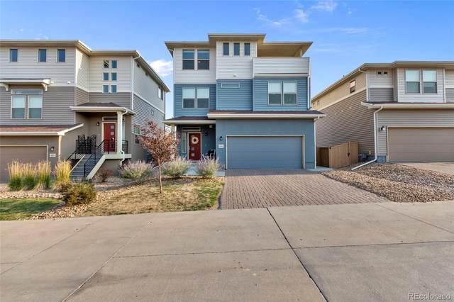 3110 Jonquil Street, Castle Rock, CO 80109 (MLS #7805912) :: 8z Real Estate