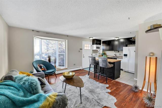 1355 Gaylord Street #4, Denver, CO 80206 (#7806673) :: Colorado Home Finder Realty