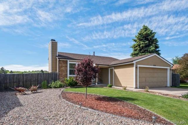 8816 W Ottawa Avenue, Littleton, CO 80128 (#7807078) :: The HomeSmiths Team - Keller Williams