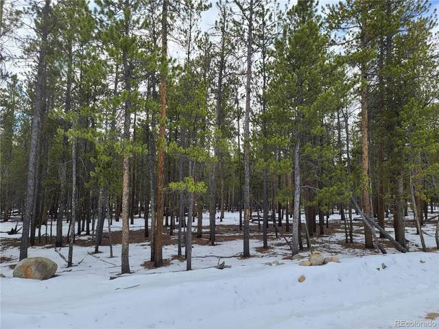 530 Birch Drive, Leadville, CO 80461 (MLS #7807202) :: The Sam Biller Home Team