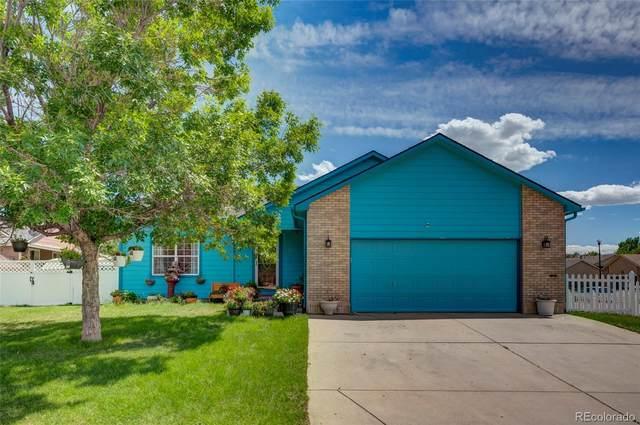 1812 Oak Street, Fort Lupton, CO 80621 (#7807248) :: Venterra Real Estate LLC