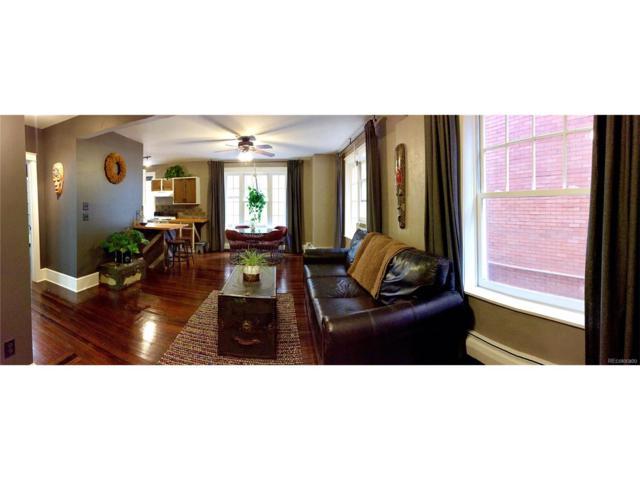 325 E 18th Avenue #208, Denver, CO 80203 (MLS #7807426) :: 8z Real Estate