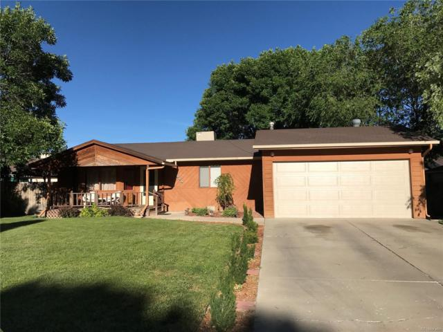 644 Hudson Bay Court, Grand Junction, CO 81504 (MLS #7807663) :: 8z Real Estate