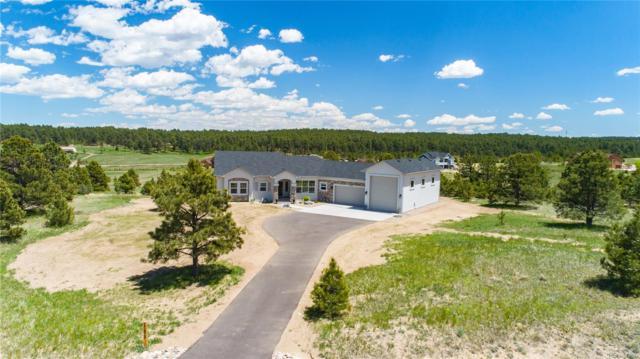 17475 W Cherry Stage Road, Colorado Springs, CO 80921 (#7807949) :: Wisdom Real Estate