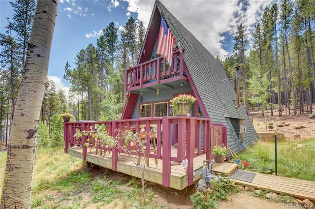 17 Fawn Trail, Evergreen, CO 80439 (MLS #7807961) :: 8z Real Estate