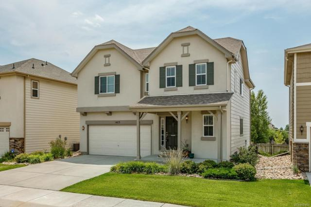 1423 Yellow Granite Way, Monument, CO 80132 (#7807986) :: The HomeSmiths Team - Keller Williams
