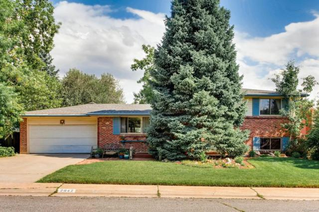 2842 S Knoxville Way, Denver, CO 80227 (#7807992) :: Sellstate Realty Pros
