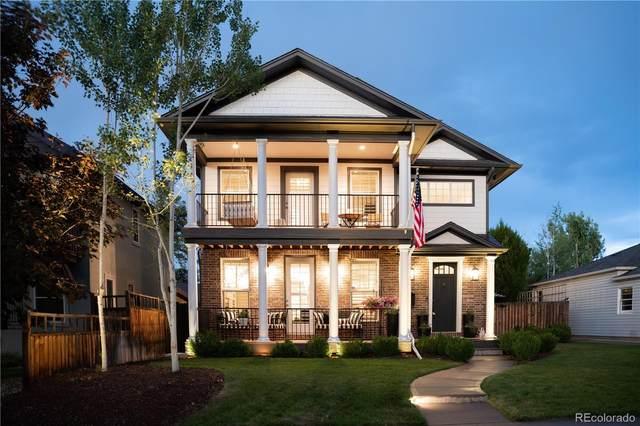 2674 S Pennsylvania Street, Denver, CO 80210 (#7807995) :: Berkshire Hathaway Elevated Living Real Estate