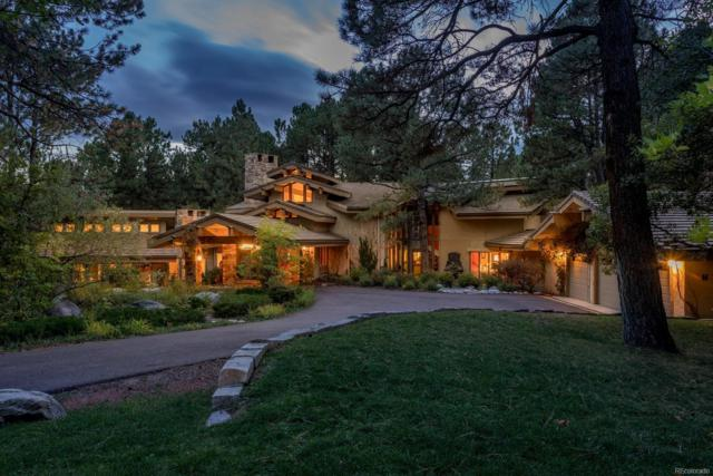 35 Hummingbird Drive, Castle Rock, CO 80108 (#7808154) :: The Galo Garrido Group