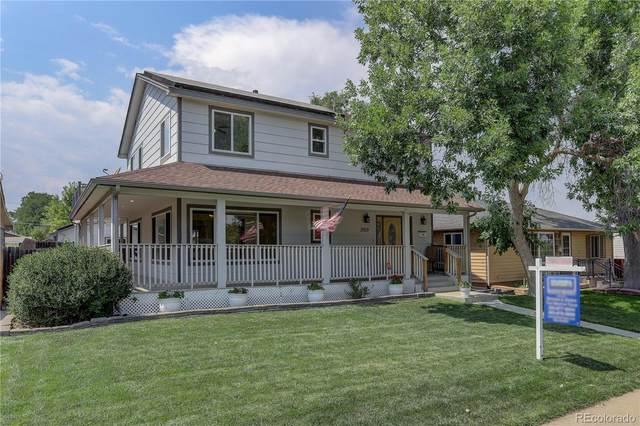 3919 S Washington Street, Englewood, CO 80113 (MLS #7808414) :: Bliss Realty Group