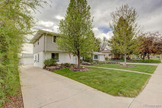 4816 S Delaware Street, Englewood, CO 80110 (MLS #7808749) :: 8z Real Estate
