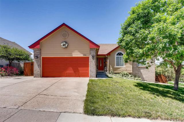 1380 Canyon Drive, Castle Rock, CO 80104 (MLS #7808821) :: 8z Real Estate