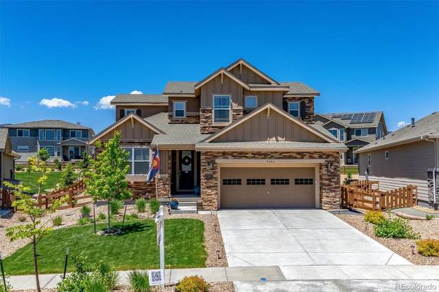 9341 Dunraven Street, Arvada, CO 80007 (#7809324) :: The DeGrood Team