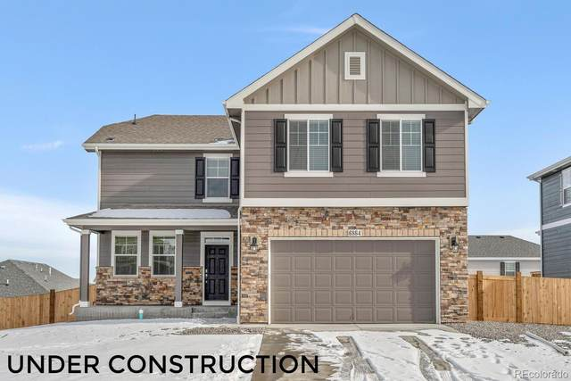 6786 Gateway Crossing Street, Wellington, CO 80549 (MLS #7809378) :: Keller Williams Realty