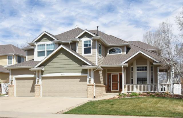 4214 Da Vinci Drive, Longmont, CO 80503 (#7809422) :: 5281 Exclusive Homes Realty