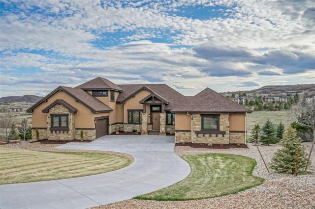 4815 Desperado Way, Parker, CO 80134 (#7810402) :: The Dixon Group