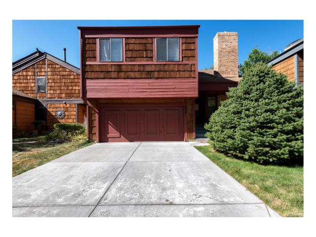 10222 W Ida Avenue #238, Littleton, CO 80127 (#7810510) :: The Sold By Simmons Team