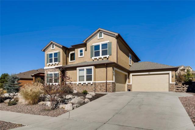 261 Coyote Willow Drive, Colorado Springs, CO 80921 (#7810533) :: Bring Home Denver
